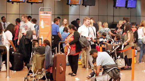 easyJet eleva un 4,7% los pasajeros transportados en agosto, hasta los 4,8 millones