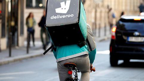 Deliveroo negocia limitar el número de 'riders' activos para que tengan más ingresos