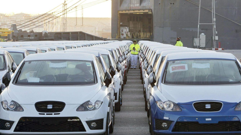 Las ventas mundiales de Seat caen un 3,7% hasta marzo, lastradas por España y UK