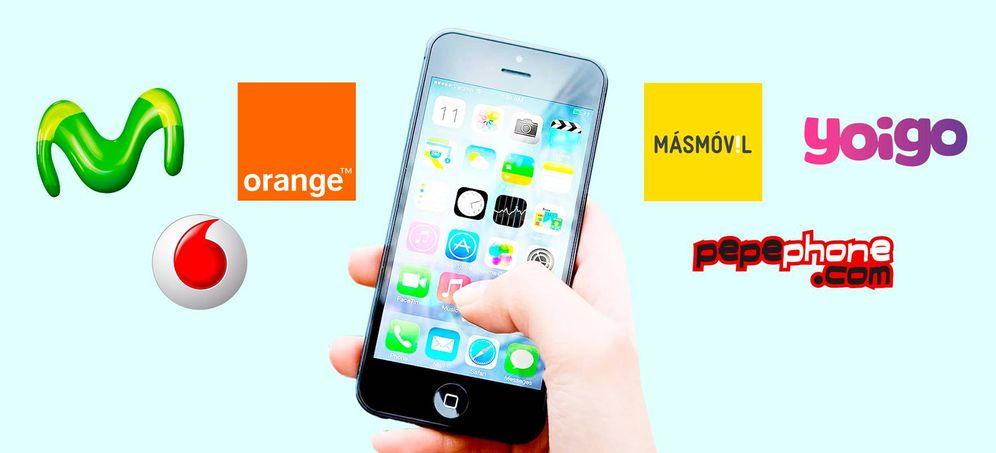 56aea059463 Movistar, Vodafone, Yoigo... ¿Cuáles son los mejores precios en internet y  telefonía? Voz, datos ...