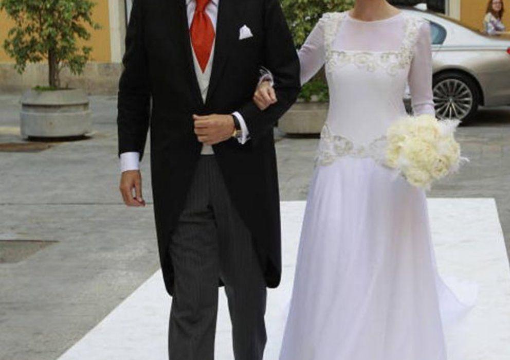 la boda de perfil bajo de la hija del dueño de mercadona, juan roig
