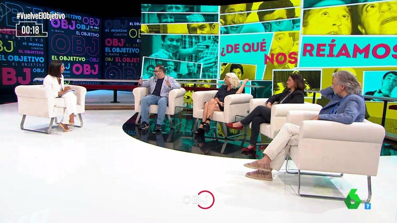 Imagen de 'El objetivo'. (Atresmedia)