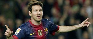 Foto: El año en el que Messi descubrió que el fútbol no tiene ningún límite para él