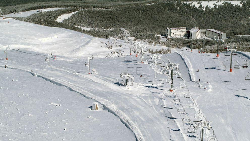 Manzaneda: el oasis para los gallegos, si la nieve no lo impide