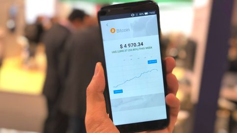 He probado el primer móvil seguro para invertir en bitcoins: si fuera tú no lo haría