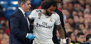 Post de ¿Por qué hay tanta lesión muscular en el Madrid? El cuádruple de bajas que el Barça