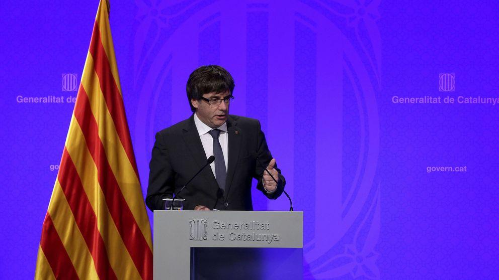 Puigdemont comparece para explicar su nueva hoja de ruta