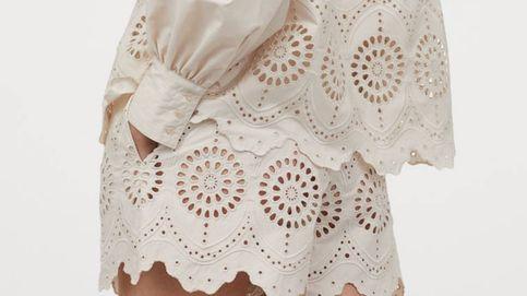 Es oficial: estos son los shorts calados más bonitos del verano y están en H&M