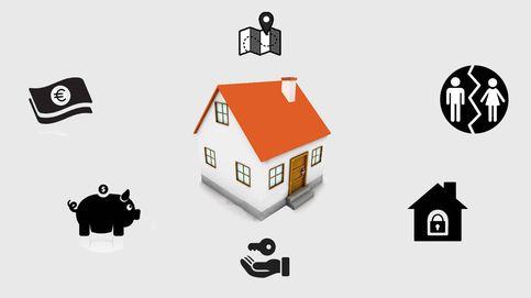 Seis cosas que desconoces del IBI: divorcios, renta antigua y desgravaciones