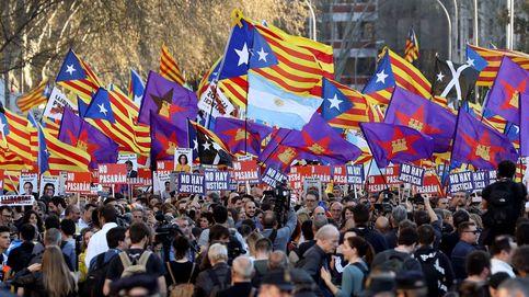 Cs denuncia ante la JEC la cobertura de TV3 de la manifestación secesionista en Madrid