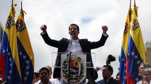 La jornada de movilizaciones en Venezuela, en imágenes