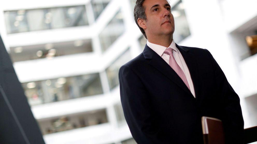 Por qué la redada al abogado de Trump son muy malas noticias para el presidente