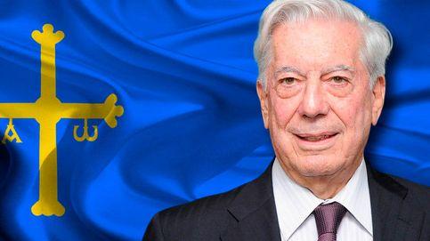 Mario Vargas Llosa ingresa en el Cuerpo de la Nobleza de Asturias