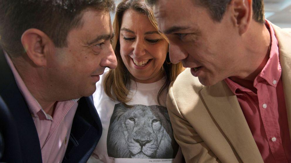 El jefe de los municipios españoles compra mascarillas en Andalucía solo para el PSOE