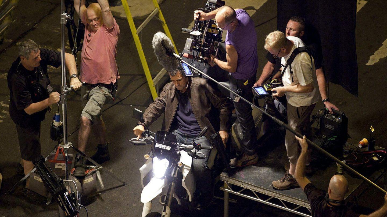 Rodaje de 'Jason Bourne' en Santa Cruz de Tenerife