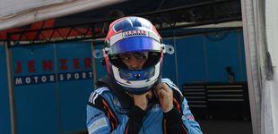 Post de Tatiana Calderón, la mujer que ganó 9 cm de cuello para vencer a hombres y llegar a la F1