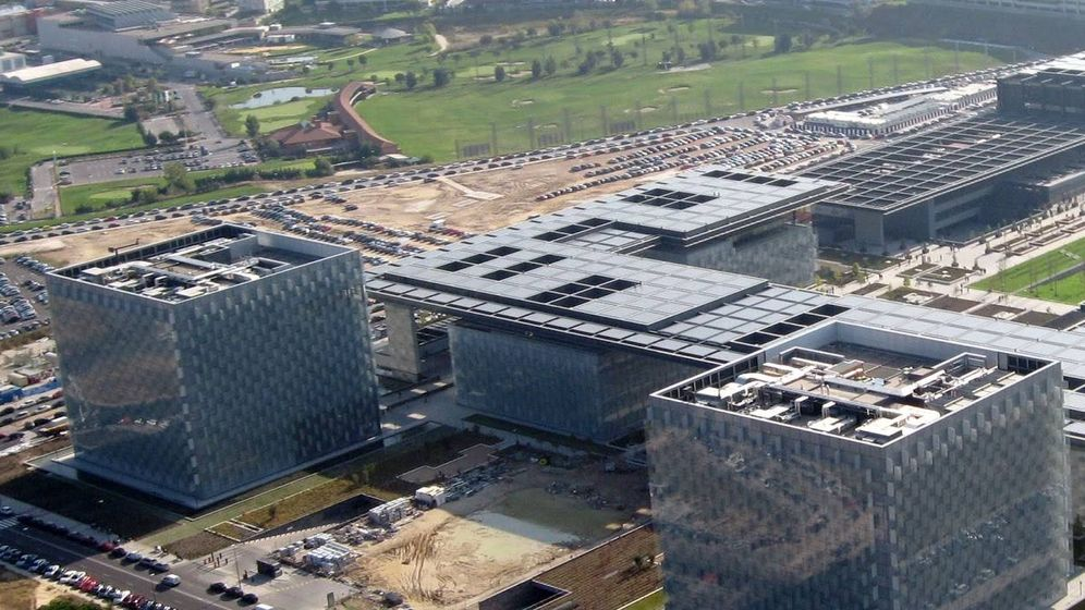 Foto: Sede de Telefónica en Madrid. (EFE)