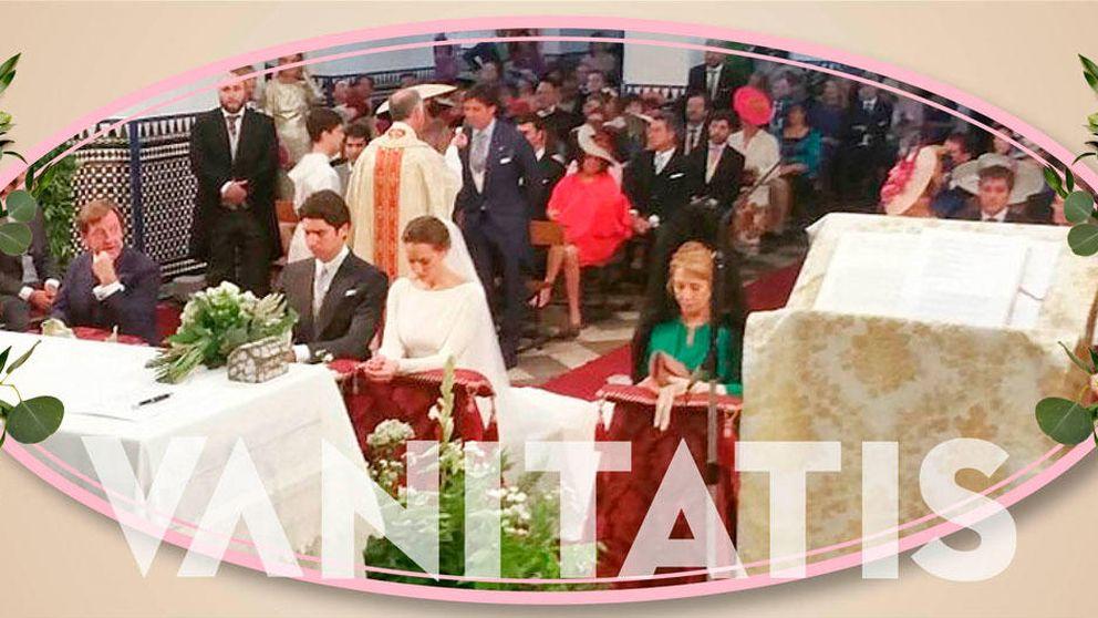 Boda de Cayetano y Eva: la bronca entre los novios y el párroco 48 horas antes