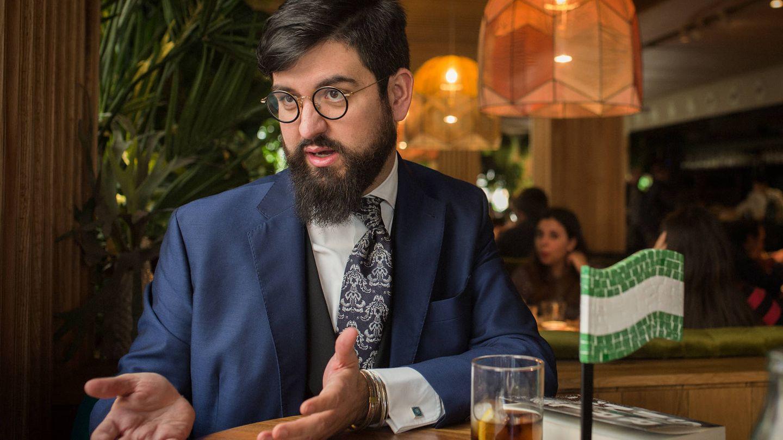 """""""Los 'estereotipazos', son la mentira deformada y eso es una injusticia grande"""". (Foto: Julián Álvarez)"""