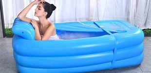 Post de El 'jacuzzi de los pobres': burbujas, masajes y relax por poco más de 100€