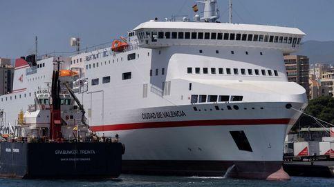 Santander exige más garantías para evitar el naufragio de Trasmediterránea