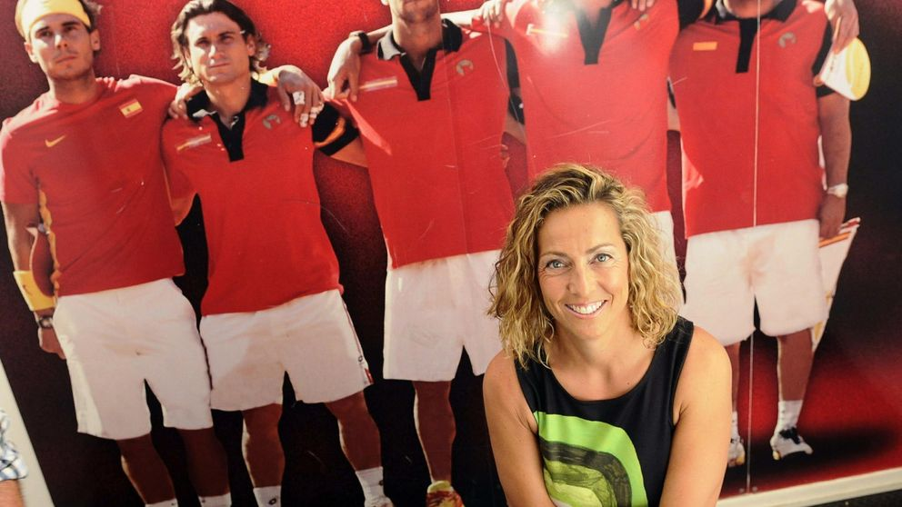 El victimismo sexista de Gala León indigna (aún más) a los tenistas