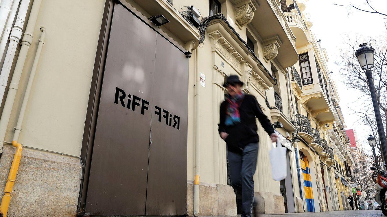 Las setas que sirvió el Riff eran de China y se enviaron a otros restaurantes