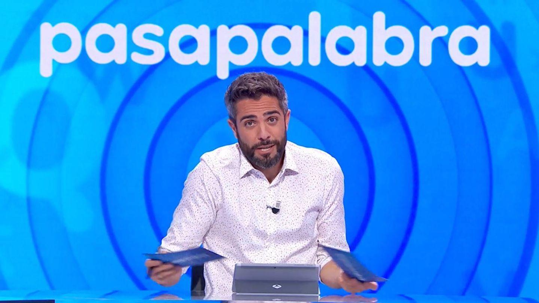 Roberto Leal, conductor de la nueva etapa de 'Pasapalabra'. (Atresmedia)