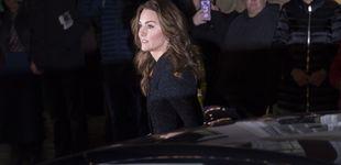 Post de Los Jimmy Choo que levantan el look de Kate Middleton para su noche en el teatro