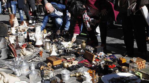 Madrid, sin El Rastro ni otros mercadillos: cierran como medida para evitar contagios