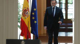 Rajoy: ¡Di algo (aunque sea de derechas)!