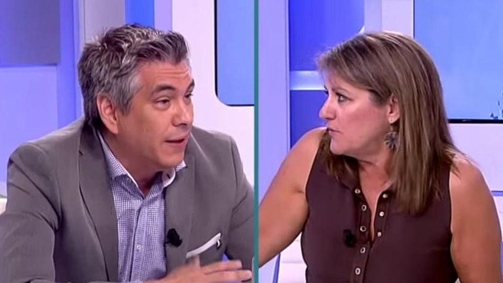La exministra Trujillo, suspendida en 13TV por ataques xenófobos