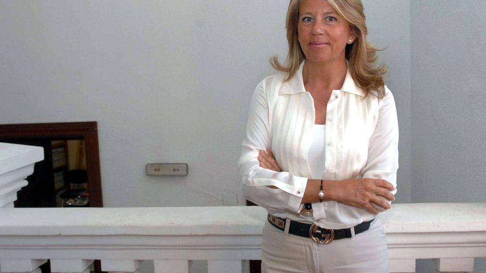 Foto: Ángeles Muñoz, exalcaldesa de Marbella y portavoz del PP en el Ayuntamiento de Marbella (Efe).