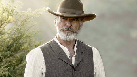 Pierce Brosnan arranca el rodaje de la nueva temporada de 'The Son'