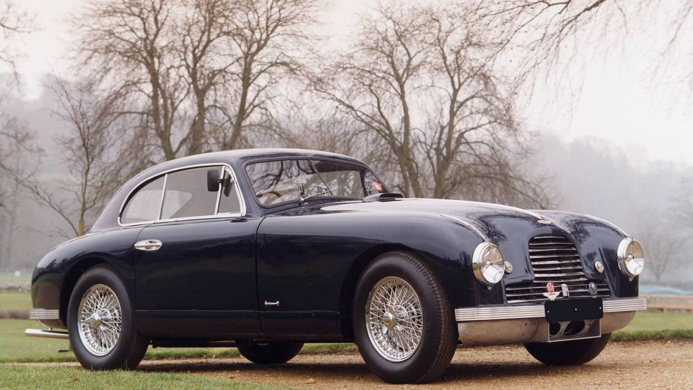 70 años de la leyenda Aston Martin DB