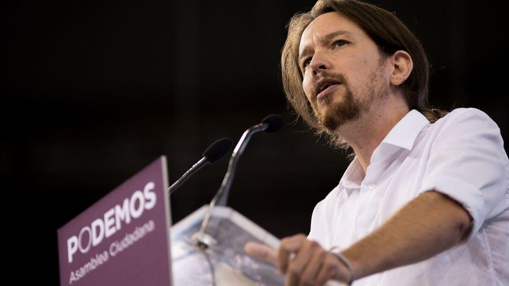 Pablo Iglesias se quita la careta: esta es la filosofía de Podemos