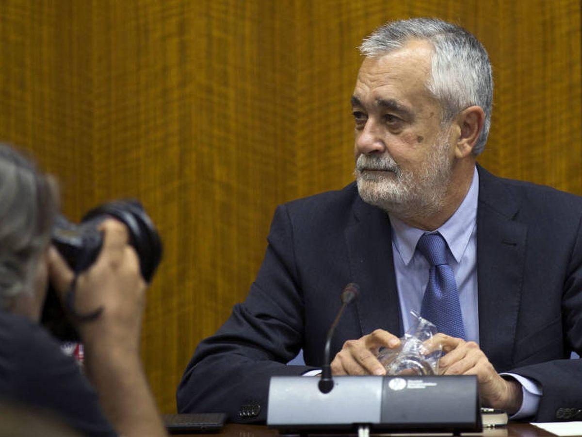 Foto: El expresidente de la Junta José Antonio Griñán. (EFE)