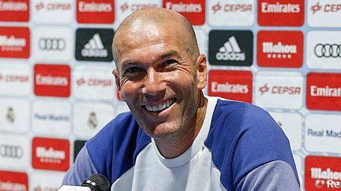 Zidane abre la puerta a Morata y la deja entornada para que se vayan James y Jesé