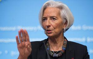 El FMI pide al BCE que compre deuda pública a gran escala
