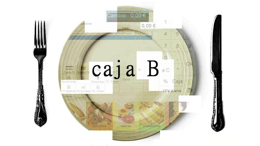 Foto: En los últimos años se ha popularizado un 'software' que esconde la facturación en B de los restaurantes. (Imagen: Enrique Villarino)