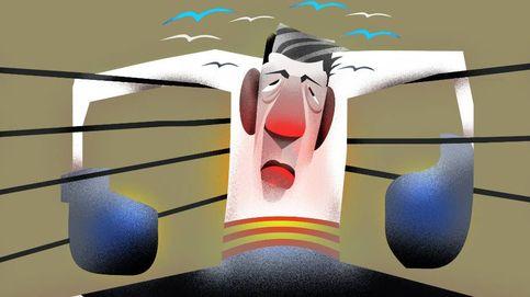 Rajoy se enfrenta a otra mayoría independentista y con el PP hundido