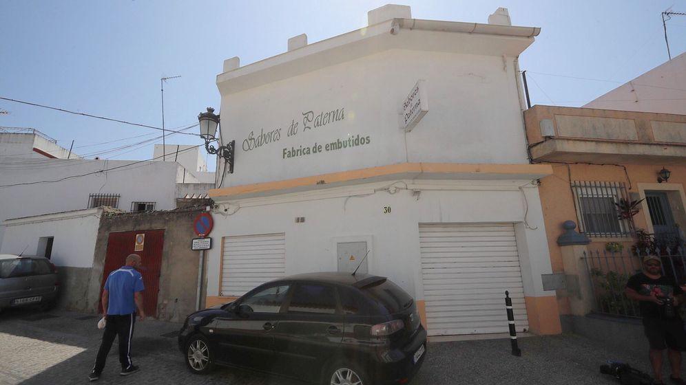 Foto: La fábrica de Sabores de Paterna, situada en la provincia de Cádiz (EFE/Román Ríos)