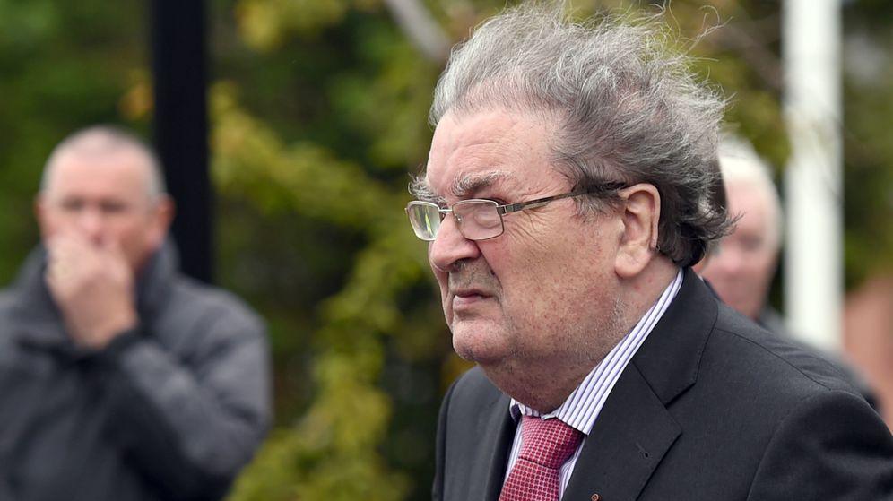 Foto: Fallece a los 83 años John Hume, premio Nobel de la Paz. (Reuters)