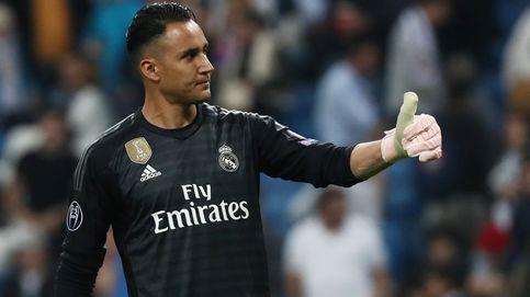 Los 14 millones para que el Real Madrid envíe a Keylor Navas al Arsenal
