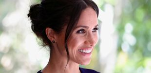 Post de Meghan, la 'duquesa diligente': tres meses de baja maternal frente a los seis de Kate