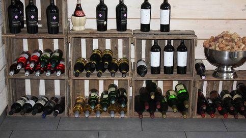 Botelleros para colocar y almacenar las botellas de vino en casa