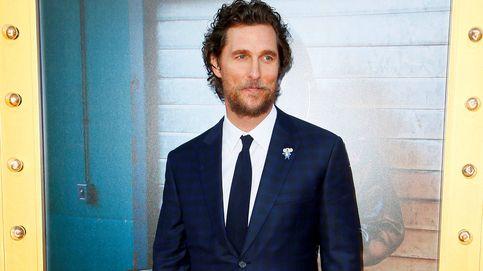 Matthew McConaughey organiza una noche de bingo para una residencia