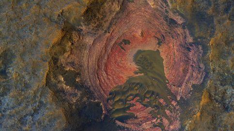 ¿Qué rincón del sistema solar muestran estas fotos?