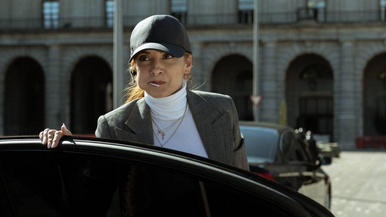 Najwa Nimri es Alicia Sierra en 'La casa de papel'