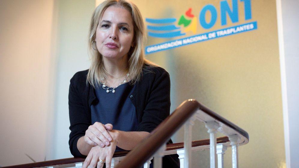 Foto: La directora de la ONT, Beatriz Domínguez-Gil. (EFE)